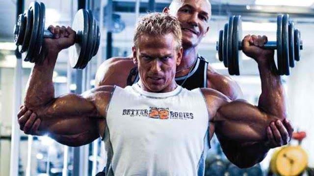 Calambres musculares - InfoCulturismo.com