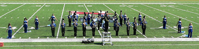 MCPS Band Receives Superior Ratings at Marching Competition 1