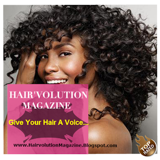 The Hair'volution Magazine