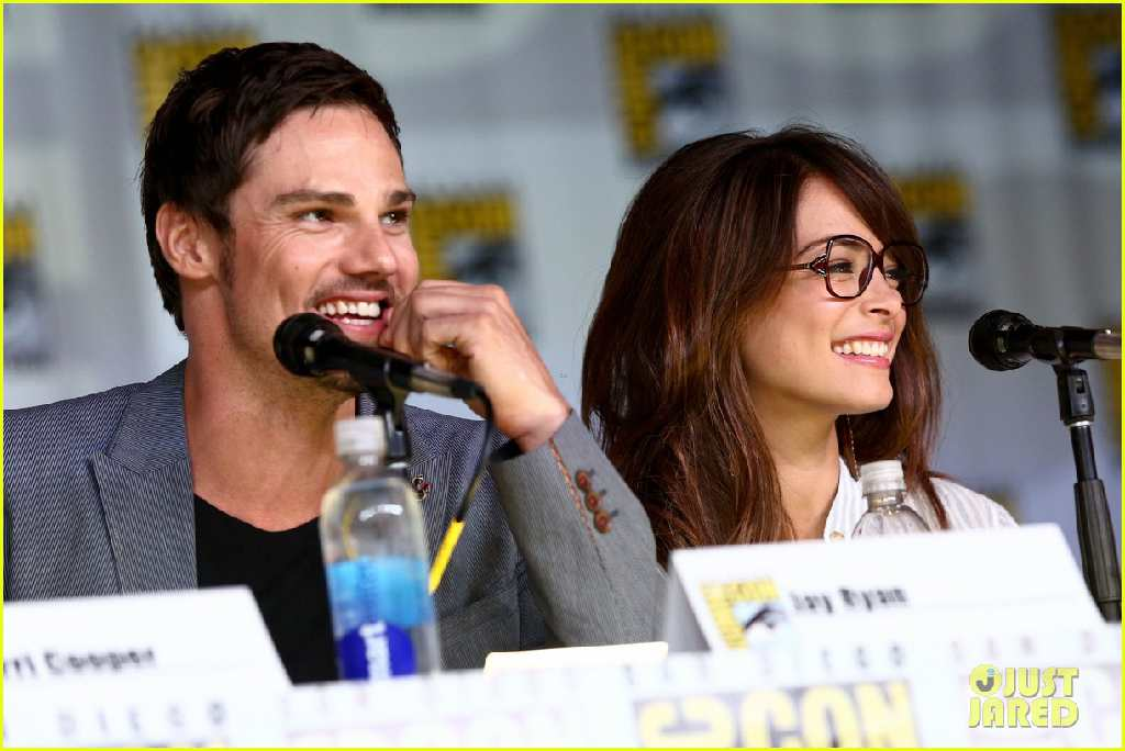 Dianna Fuemana And Jay Ryan Kristin kreuk & jay ryan: