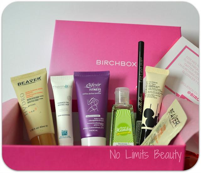BirchBox Octubre 2015: #BirchBoxPink