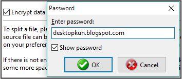 menambahkan password pada software ffsj