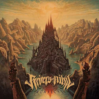 "RIVERS OF NIHIL: Ανακοίνωσαν νέο album. Ακούστε το ""Perpetual Growth Machine"""