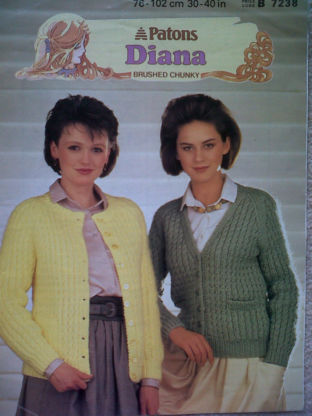 Grace Paretree: Hooray For Vintage Knitting Patterns - Yes, I *Am ...
