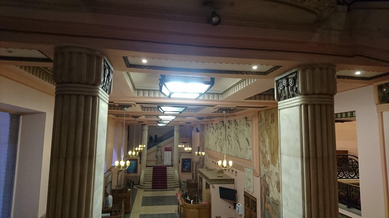 Foyer Grand Chene Izeaux : L architecture art déco à marseille