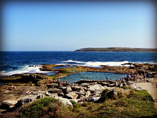 Maroubra pool