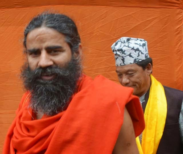 Baba Ramdev louds Gorkhaland on Zee News