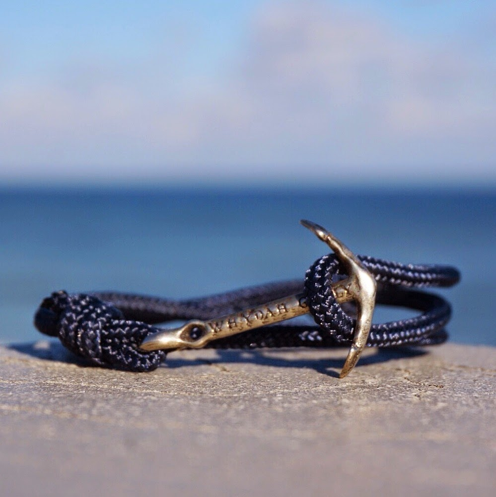 Cape Clasp Bracelets: WHYDAH GALLY