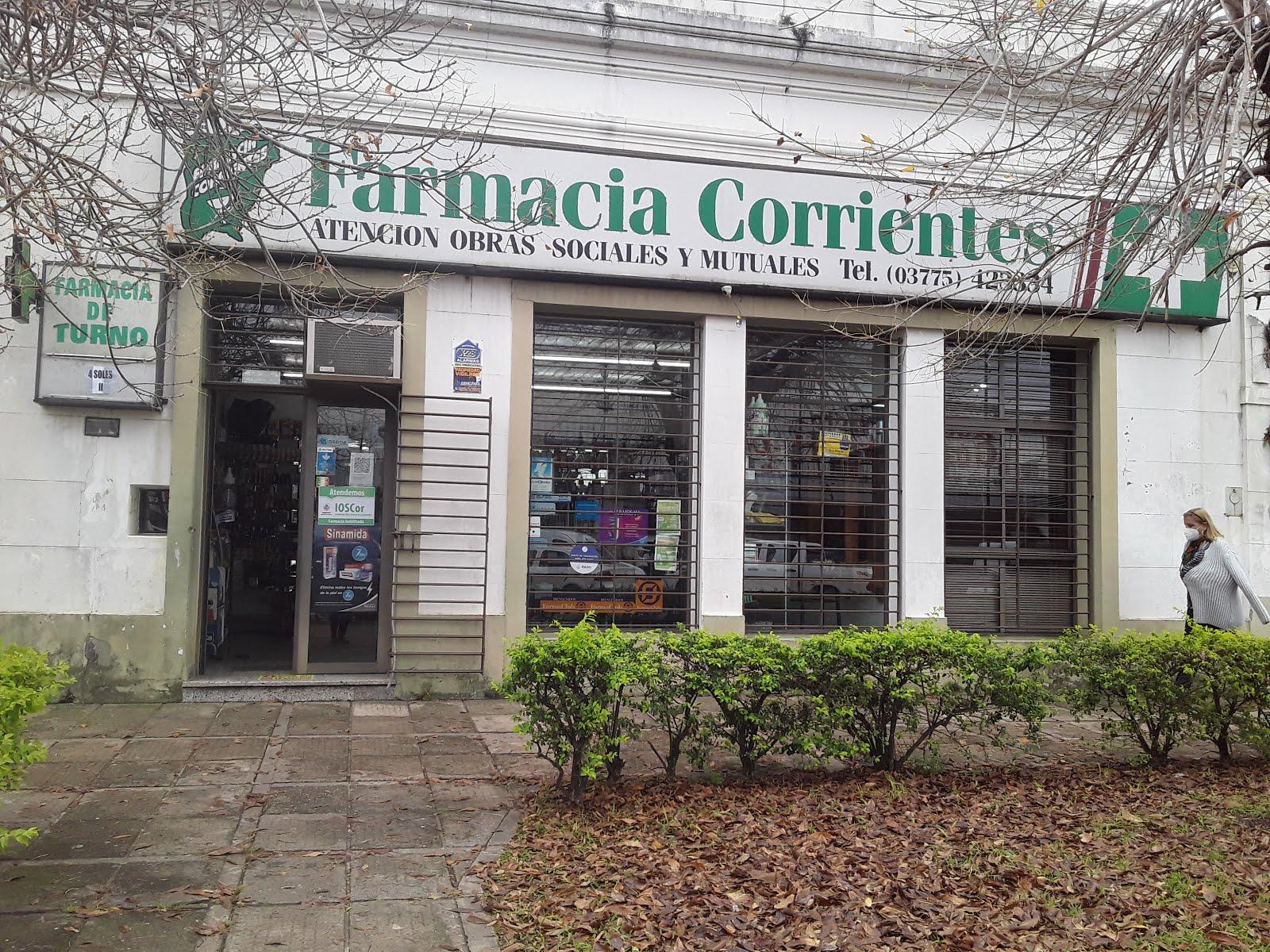 FARMACIA CORRIENTES