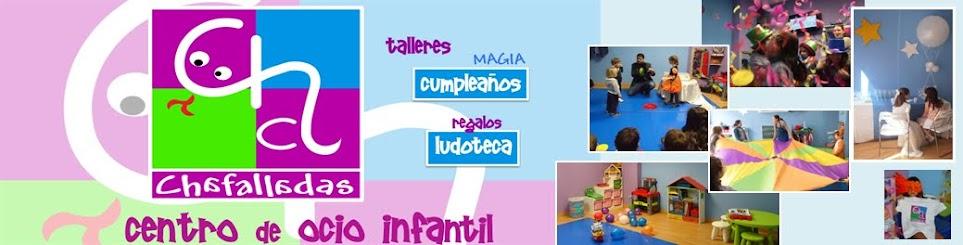 Parque Infantil Chafalladas