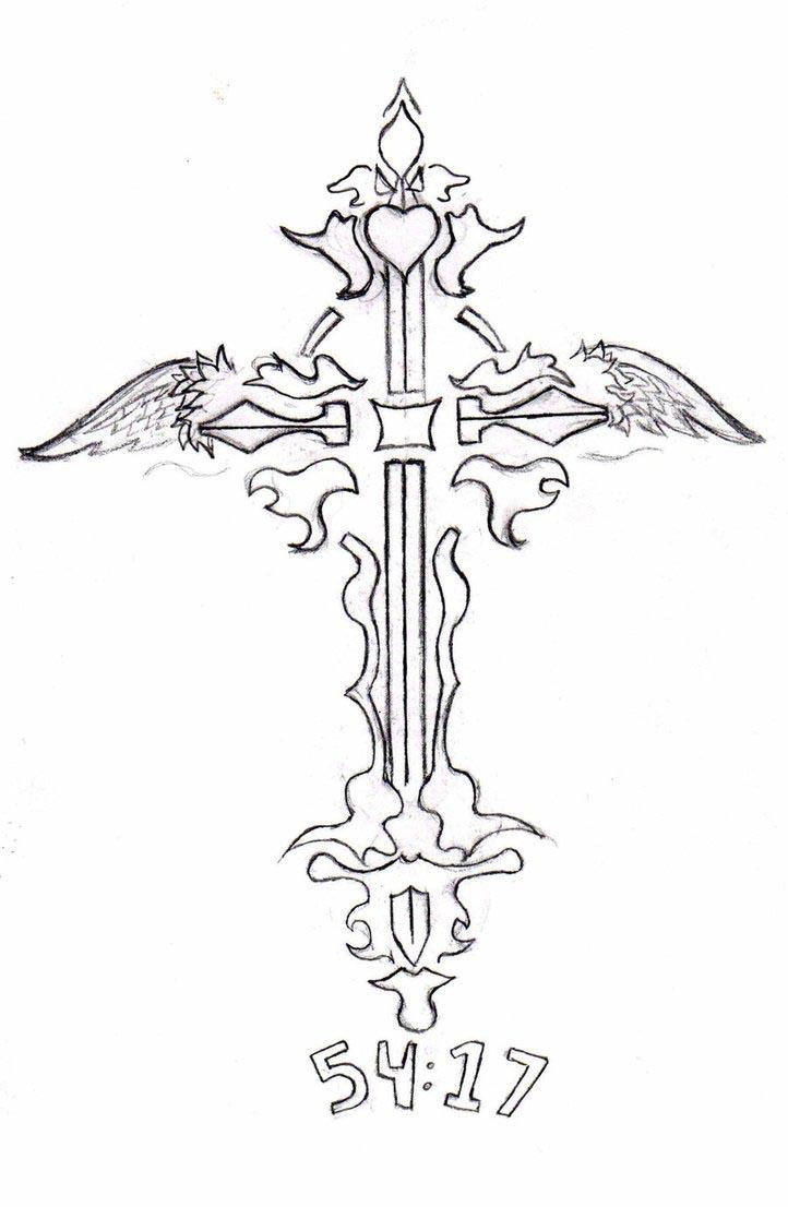 meanings cross tribal tattoos and tattoos cross cross tattoos 46.jpg tribal designs