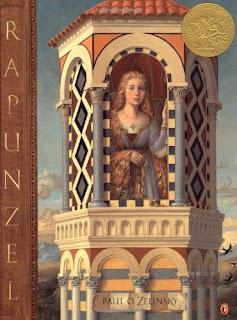 bookcover of Rapunzel by Paul O. Zelinsky