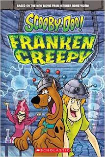 Scooby-Doo! Franken Creepy