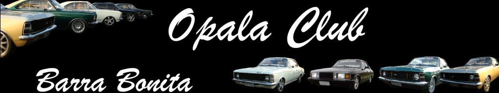 Opala Club Barra Bonita