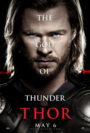 thor movie 2011 poster. 2010 Thor imax movie poster