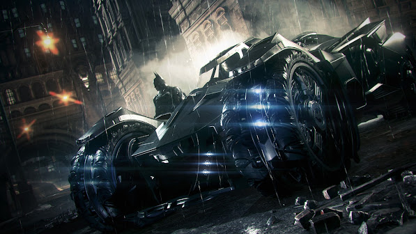 Batman the Arkham Knight 2y