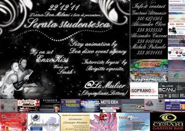 Serata Studentesca 2011