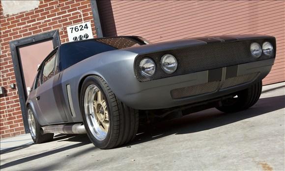 10 Mobil Keren di Film Fast and Furious 6