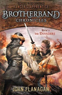 Brotherband Chronicles Book 2 The Invaders John Flanagan review summary