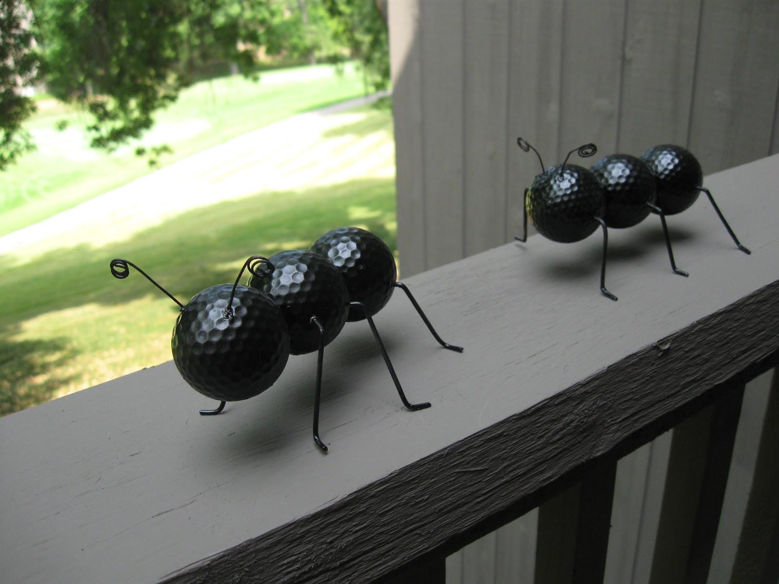 Как своими руками сделать муравья