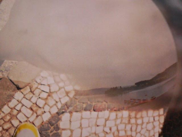 Lomography Lomografie Fisheye Sardina Doppelbelichtung Analog Foto