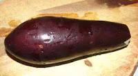 Chinese aubergine dish