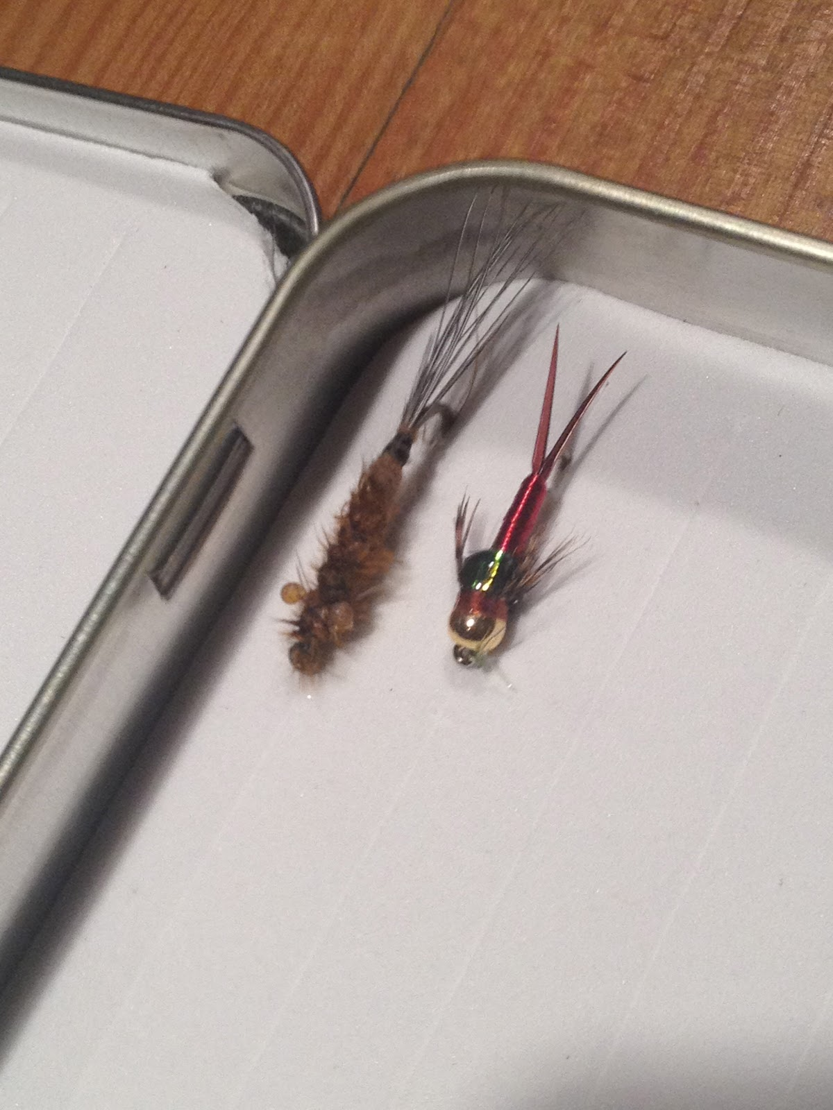 tight lined tales of a fly fisherman diy altoids fly box