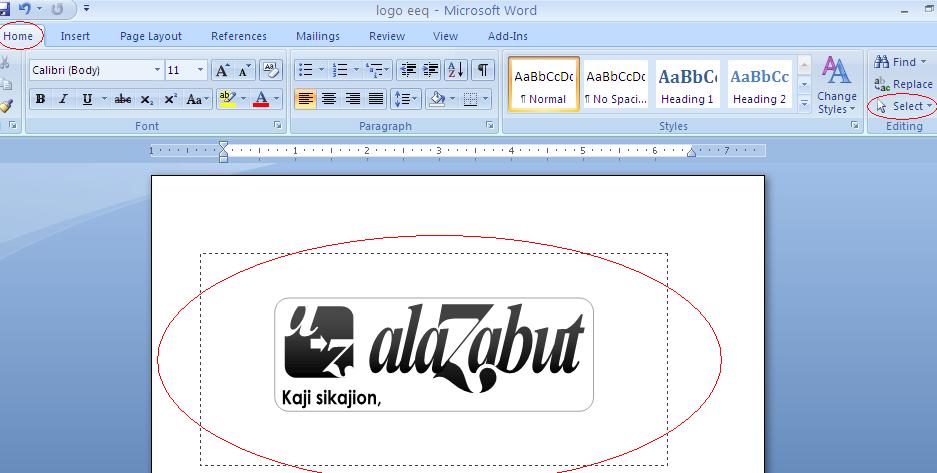 Cara Membuat Logo Tanpa Teknik Photoshop Ala Zabut