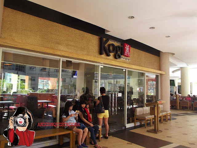 Kogi Bulgogi in Eastwood