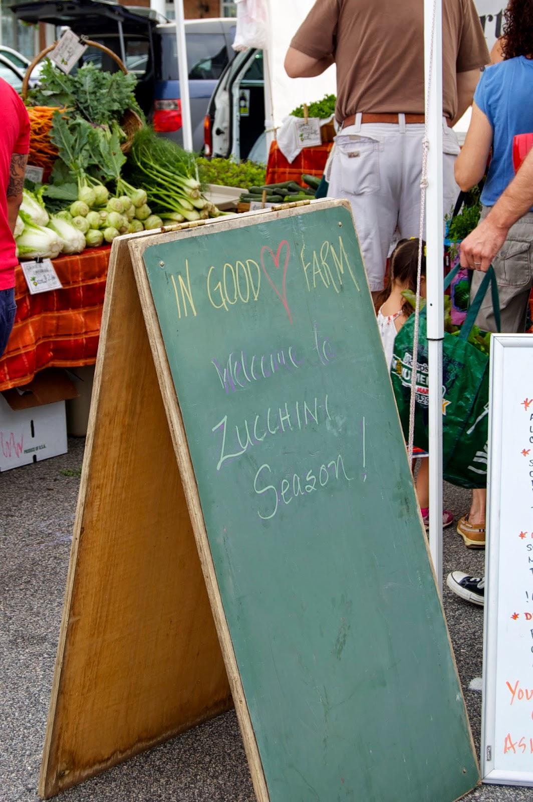 30/30 - #17 Farmers Market