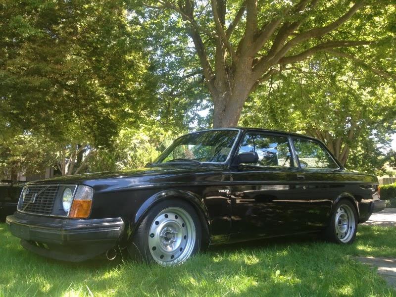 Daily Turismo: 10k: Need More of This: 1983 Volvo 242 Chevy LQ4 V8 Turbo