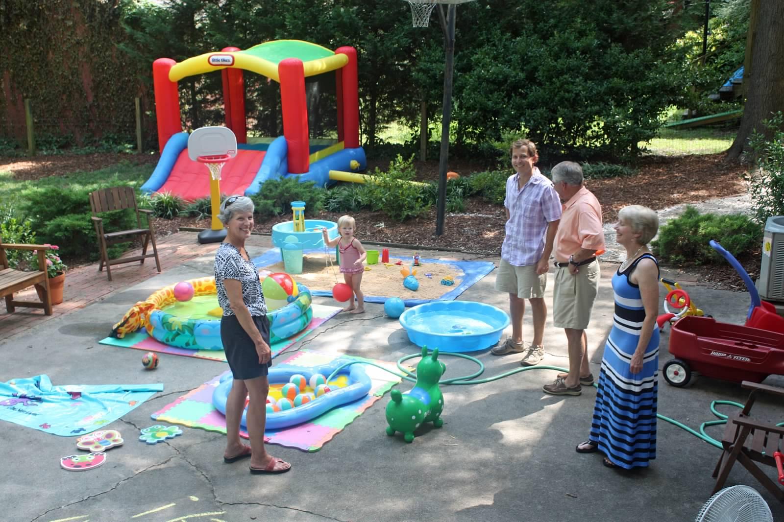 Backyard Beach Party Ideas For Kids | www.imgkid.com - The ...