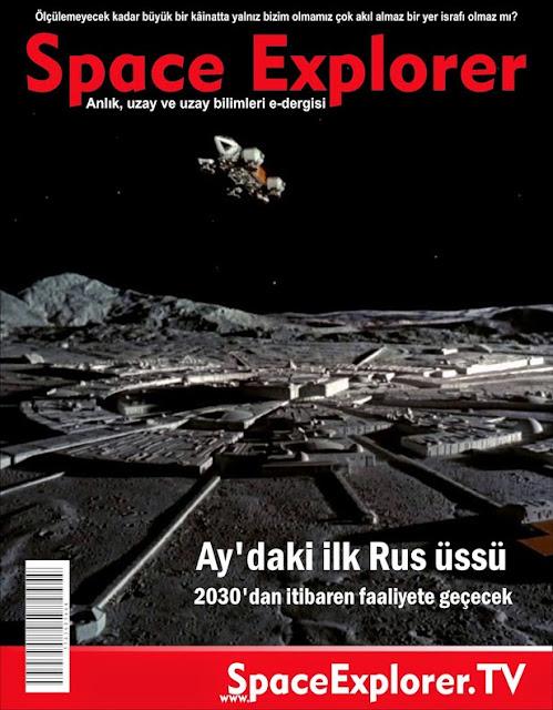 ay, Ay'da bulunan uzaylı mumyası, Ay'da üs, Ay'daki antik şehir, Ay'daki gizli üsler, Ay'daki madenler, rusya, Space Explorer, Uzayda hayat var mı?, Uzaydaki madenler,