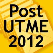 UNILAG POST UME 2012