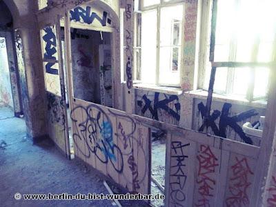 berlin, Köpenick, Karlshorst, Krankenhaus, verlassene, urbex, abandoned