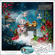 Heavenly Life by Kandi Designs