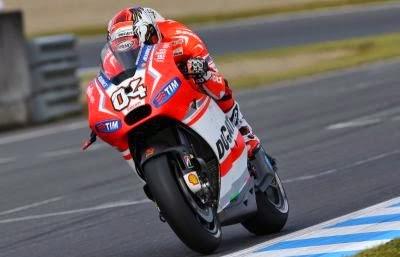 Andrea Dovizioso Kualifikasi Motegi Jepang