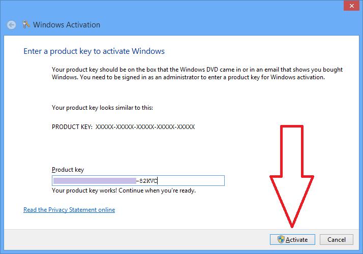 windows 7 professional mak product key