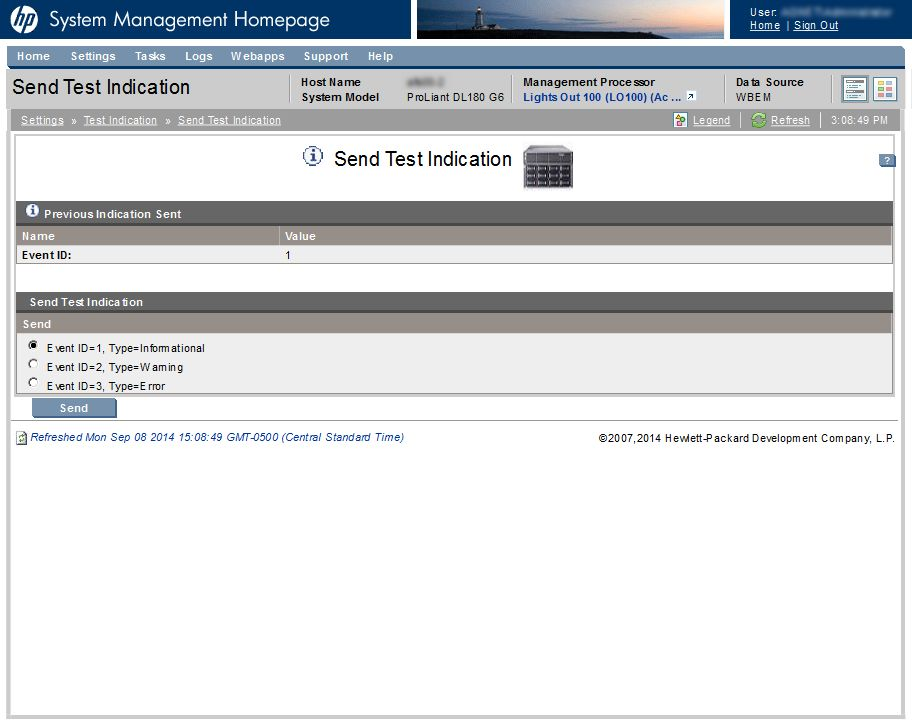 Hp Insight Management Wbem Providers Software Engineering