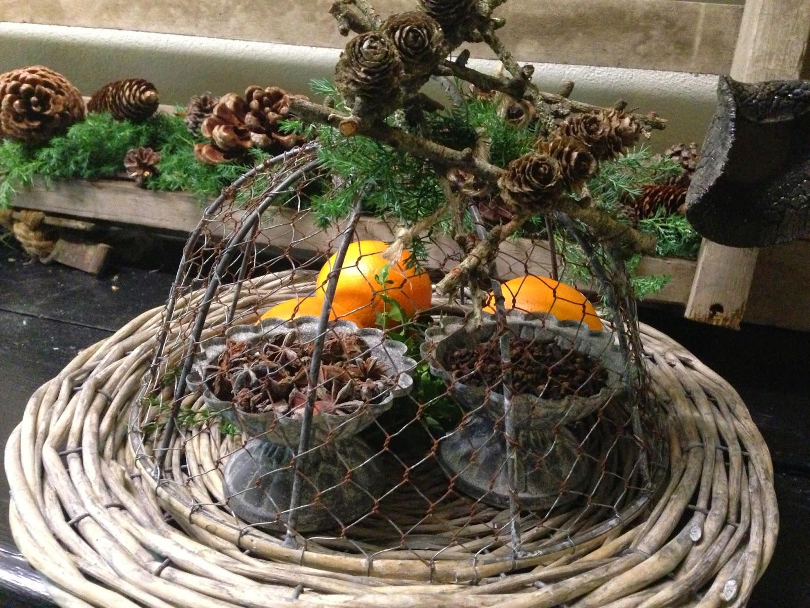 trærod til dekoration