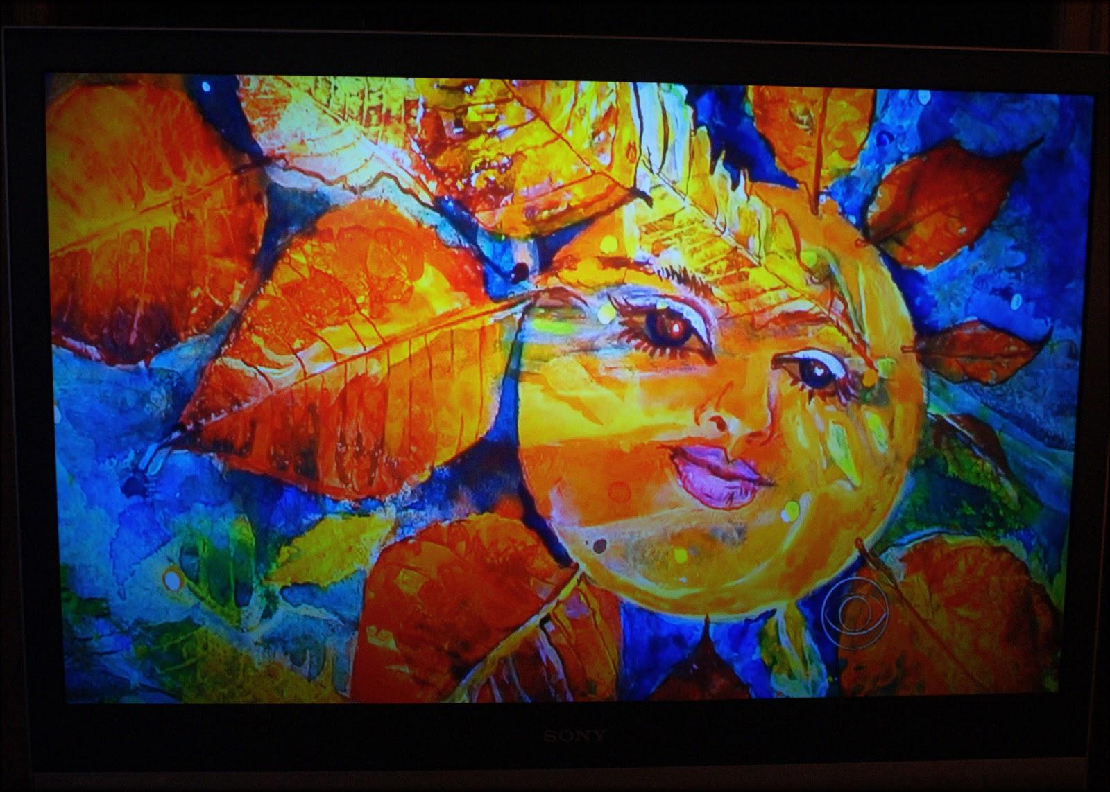 Cbs sunday morning sun art library