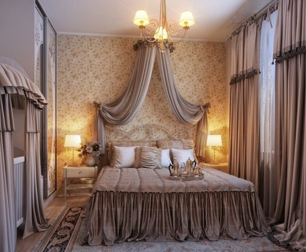 Our french inspired home inspirational bedroom designs for French style gazebo