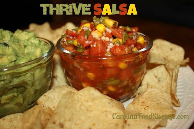 thrive salsa