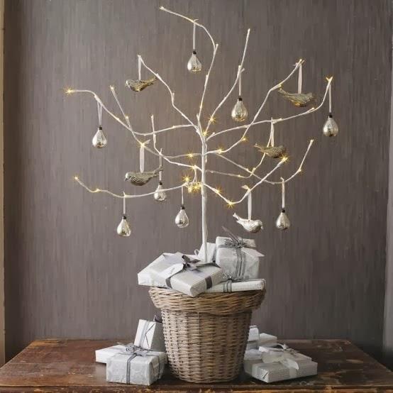 елка проволка и бумага