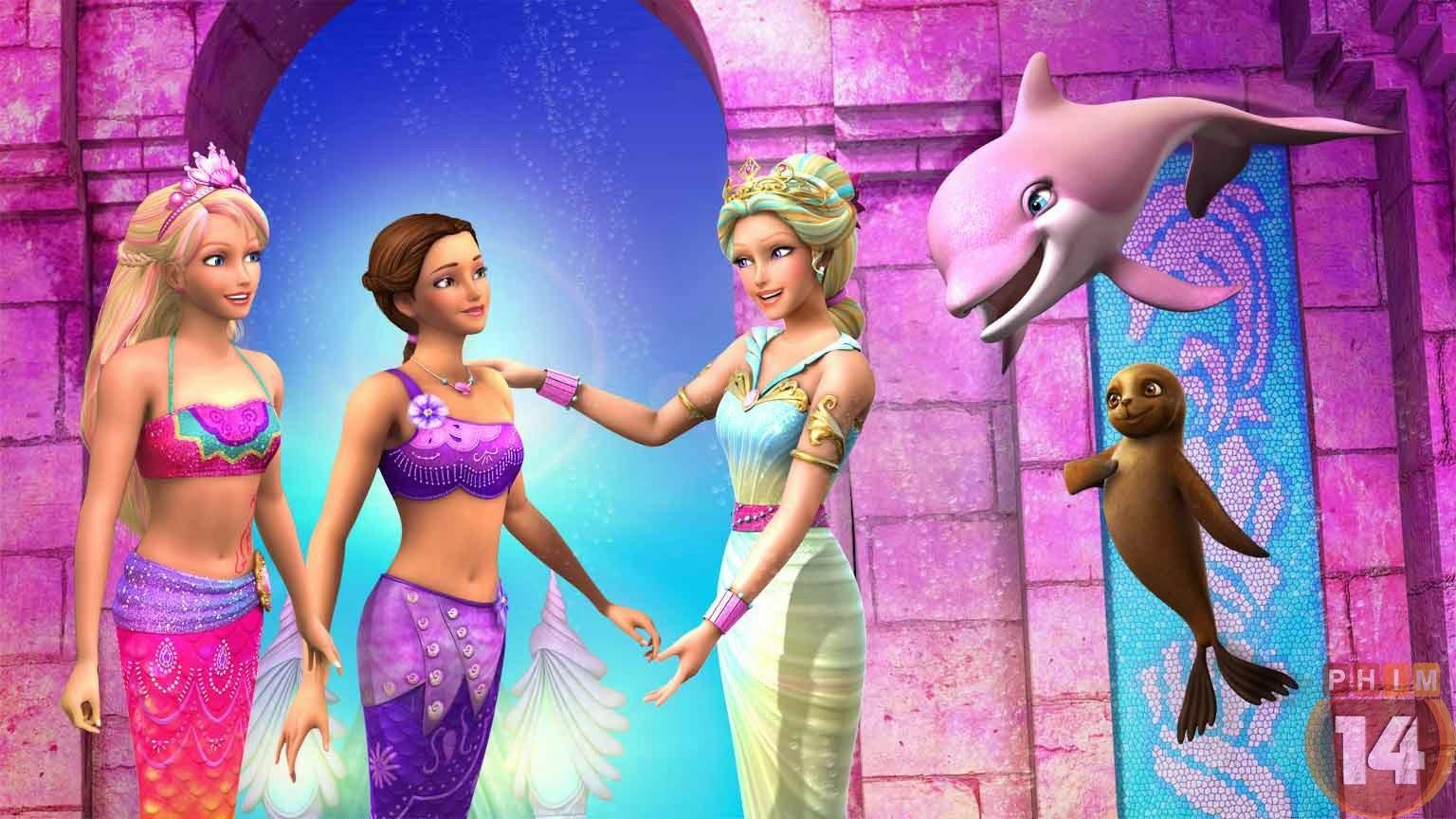 Barbie Câu Chuyện Người Cá 2