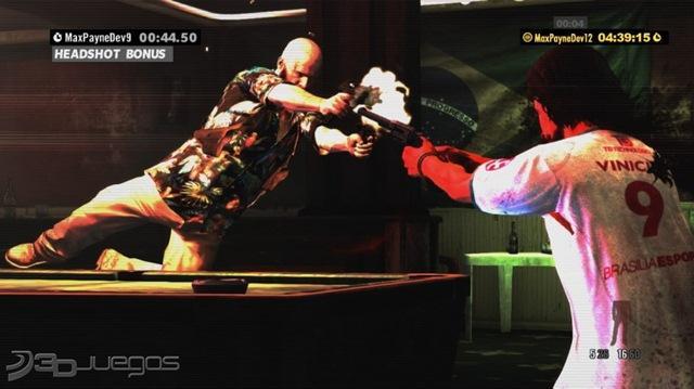 Max Payne 3 Xbox 360 Español Region Free Descargar 2012