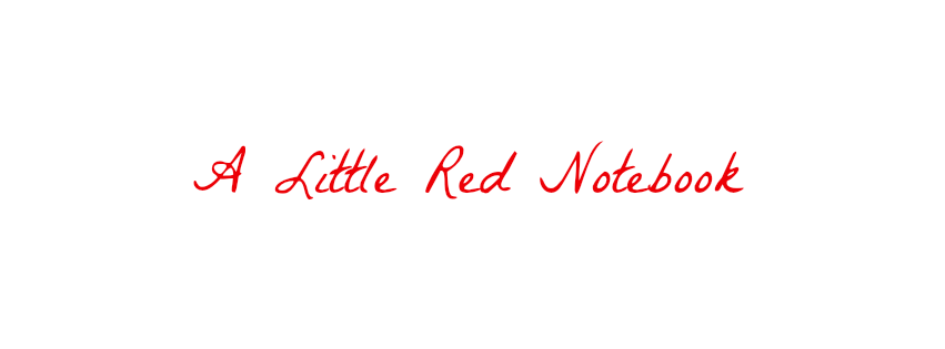 A Little Red Notebook