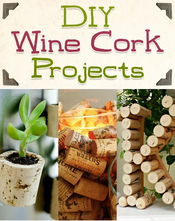 projects with corks