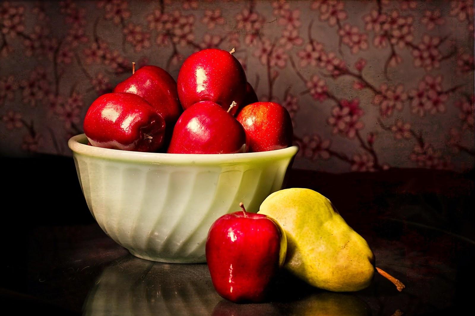 Tip για να πλύνετε τα φρούτα που καταναλώνετε με την φλούδα τους