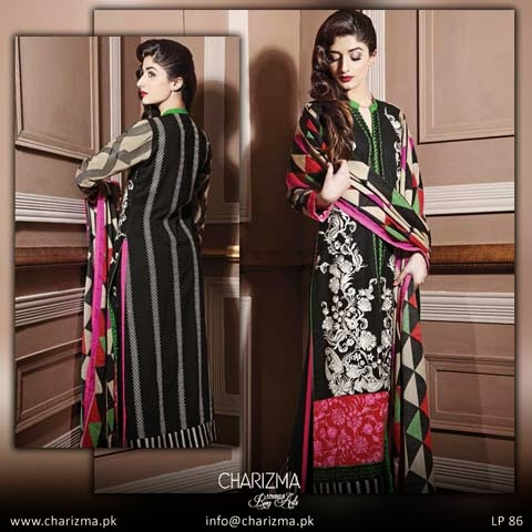 Charizma Fall/Winter 2014 Vol-1